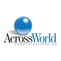 acrossworld logo vector