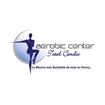 aerobic center logo vector