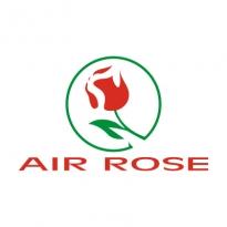 Air Rose Logo Vector Download