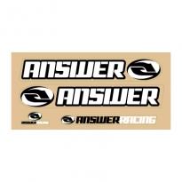 Answer Racing Logo Vector Download