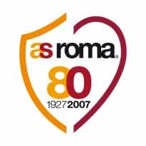 As Roma 80 Logo Vector Download