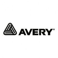 Avery Black Logo Vector Download