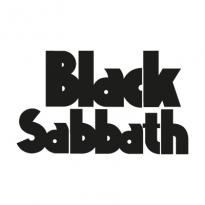 Black Sabbath 1986 Logo Vector Download