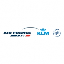 Air France Klm Logo Vector Download