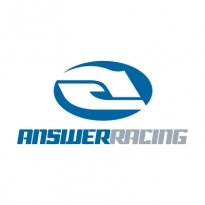 answer racing us logo vector