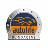 Auto Life Blindagens Logo Vector Download