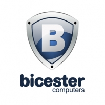 Bicester Computers Logo Vector Download