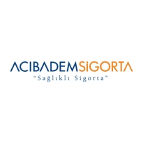 Acibadem Sigorta Logo Vector Download