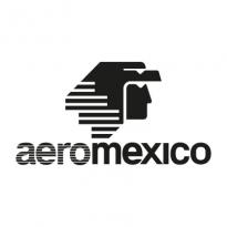 Aeromexico Black Logo Vector Download