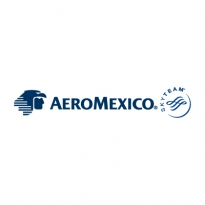 Aeromexico Skyteam Logo Vector Download