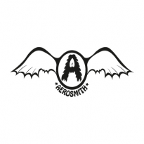 Aerosmith Record Logo Vector Download