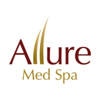 Allure Med Spa Logo Vector Download