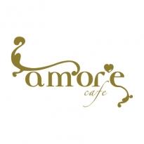 Amore Cafe Logo Vector Download