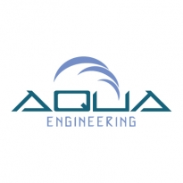 Aqua Engineering Logo Vector Download