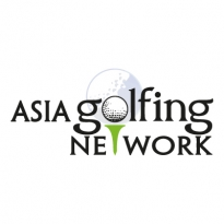 Asia Golfing Network Logo Vector Download