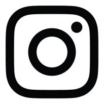 New Instagram Icon  Black Logo Vector Download