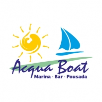 Acqua Boat Logo Vector Download
