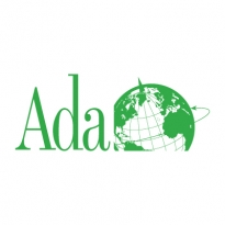 ada world logo vector