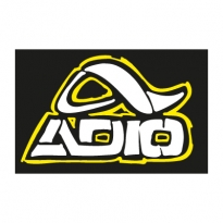 Adio Clothing Logo Vector Download