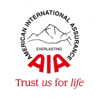 aia insurance logo vector