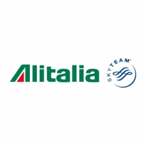 Alitalia Logo Vector Download