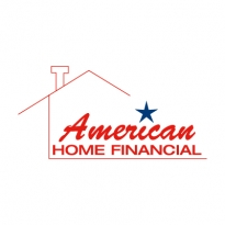 American Home Financial Logo Vector Download