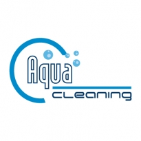 Aqua Cleaning Logo Vector Download
