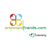 Arianna 038 Friends Logo Vector Download