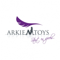 Arkie Toys Logo Vector Download