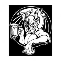 arrogant bastard logo vector