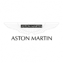 Aston Martin Auto Logo Vector Download