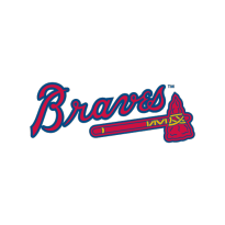 atlanta braves logo vector