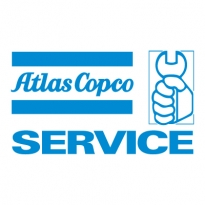 Atlas Copco Service Logo Vector Download