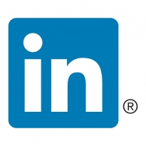 Linkedin [in] Icon Logo Vector Download