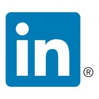 Linkedin [in] Icon Logo Vector Download